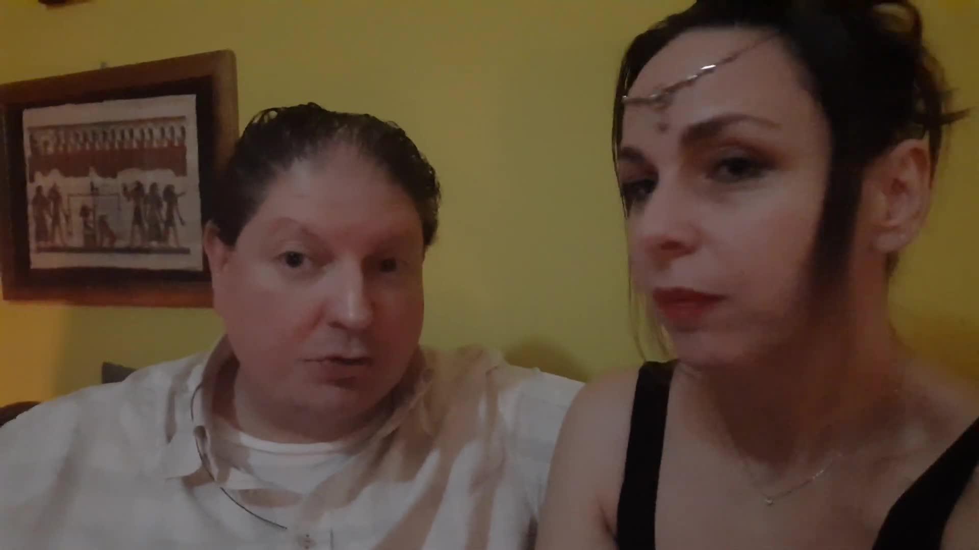 Don Giovanni Gatto condivide il Tema della Sessualità Sacra con Anna Senatore