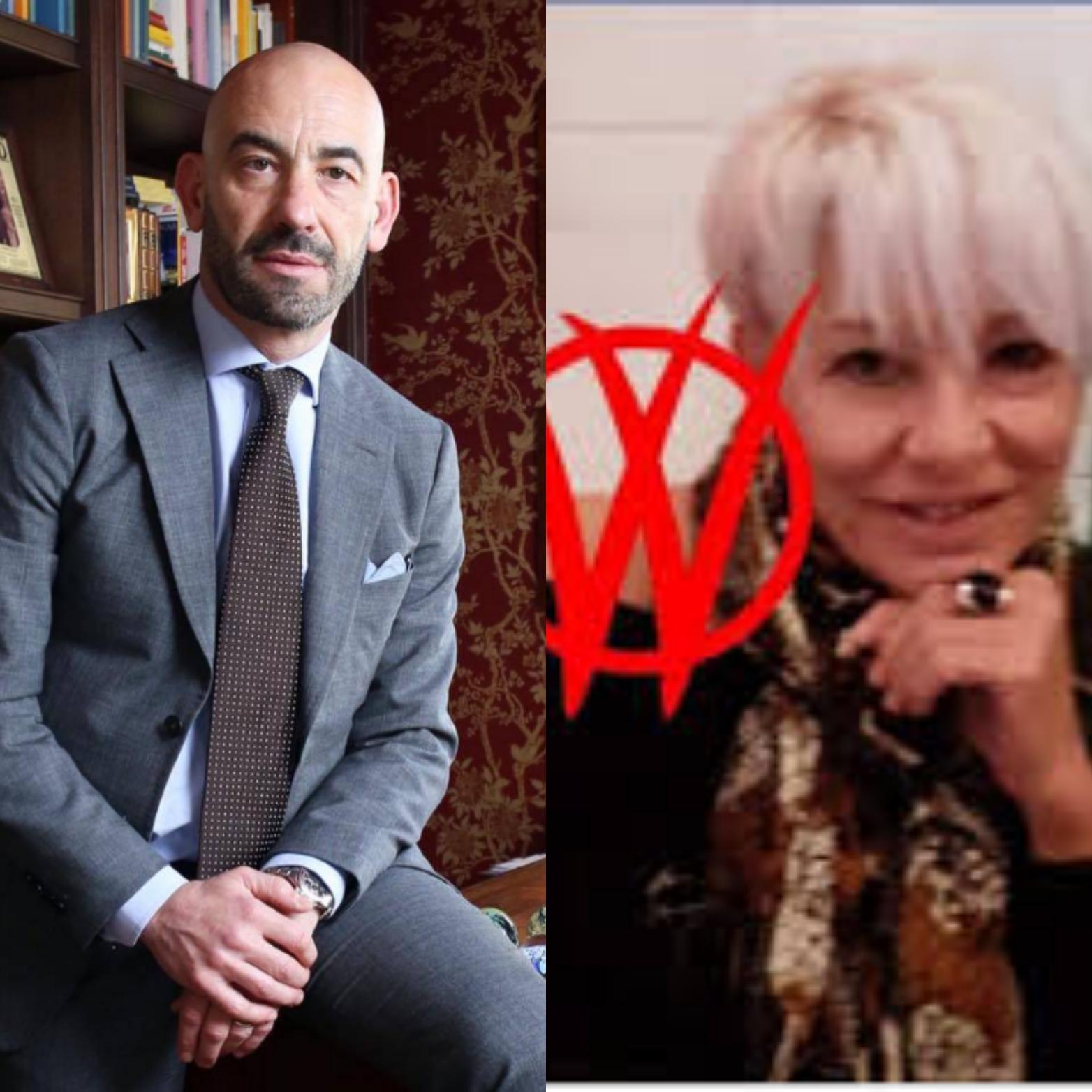 NONNA MAURA DURISSIMA SULLE PAROLE DEL SIGNOR BASSETTI!!!