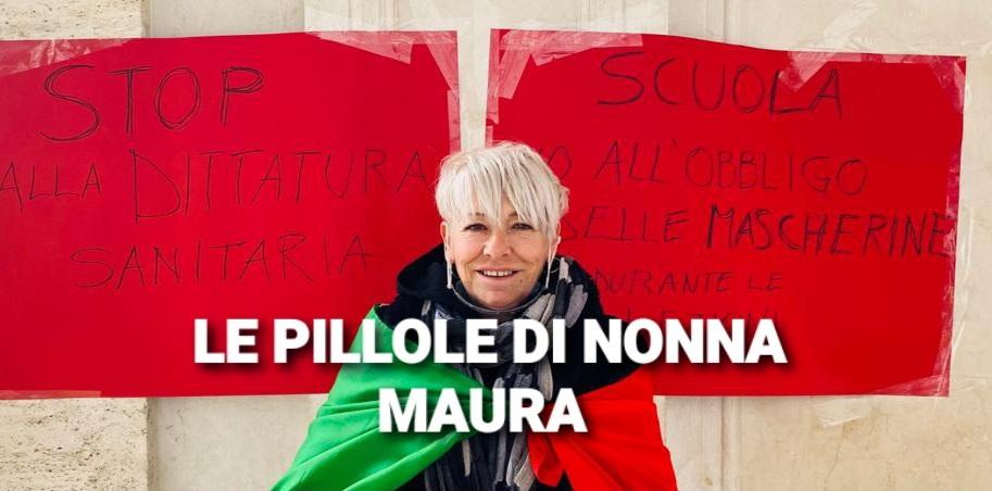 LE PILLOLE DI NONNA MAURA: LA BATTAGLIA!!!