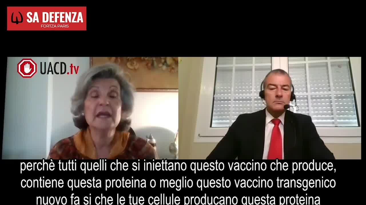 Ultima intervista della dottoressa Albaraccin