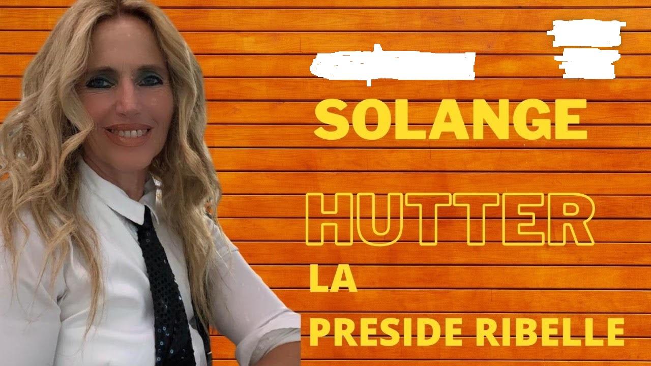 Solange Hutter: non sentiatevi soli